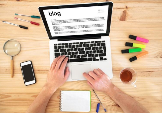 Blog manual