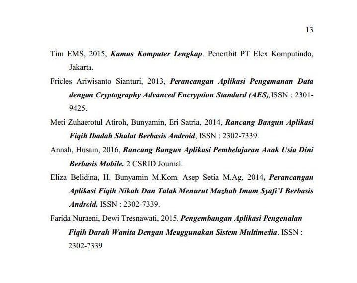 Contoh proposal skripsi hal 13