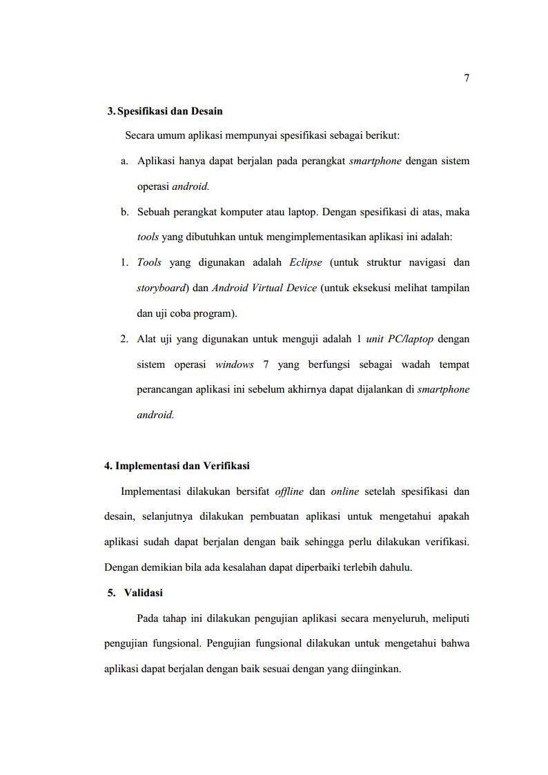 Contoh proposal skripsi hal 7