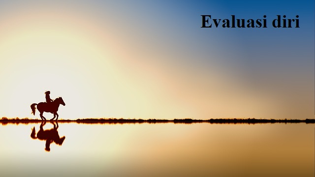 Evaluasi diri