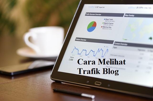 Cara Melihat Pengunjung Blog Dari Aplikasi Android