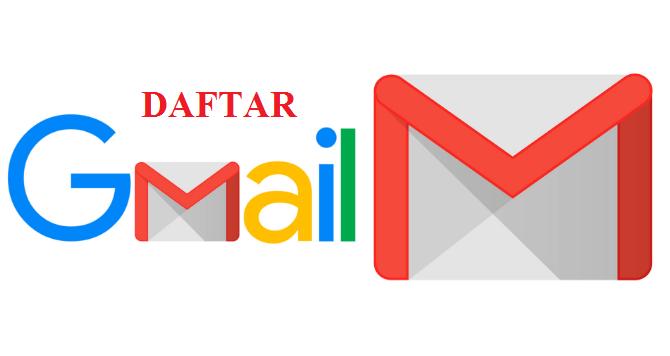 Cara Membuat Email Gmail Gratiss Lengkap Dengan Gambar